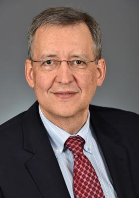 headshot of David Hunter, MD, PhD