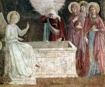 women at the tomb