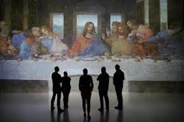 at the last supper