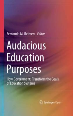 Audacious Education Purposes cover image
