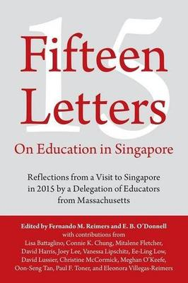 Fifteen Letters on Education in Singapore Book Cover Page