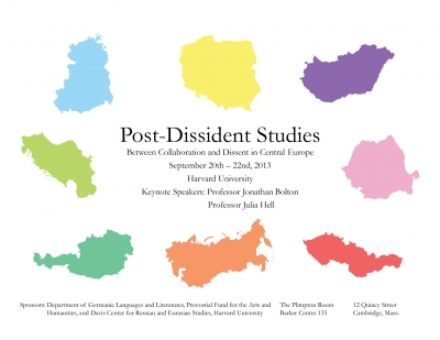 Post-Dissident Studies Conference