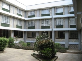 AMPATH Center in Eldoret, Kenya