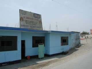 Health Center in Peru