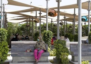 Indus Hospital Open-Air TB Clinic