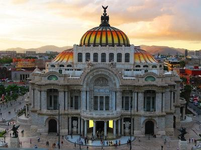 Bellas Artes in Mexico