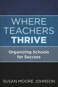 Book Cover: Where Teacher Thrive