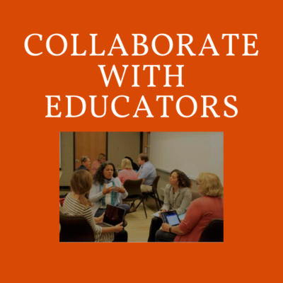 Collaborate with Educators