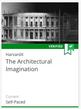 The Architectural Imagination course image