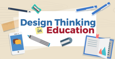 Design Thinking in Education Banner