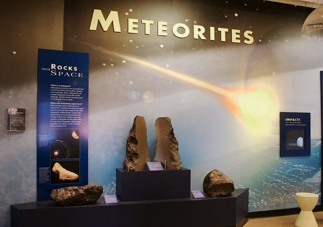 Meteorite Collection | Mineralogical & Geological Museum