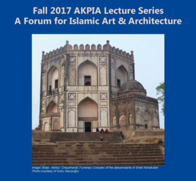 AKP Lecture Series 2017