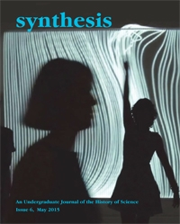 Synthesis an undergraduate journal of the history of science rhodopsin synthesis vitamin a