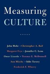 Measuring Culture, by John W. Mohr et. al.
