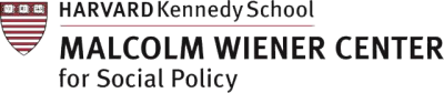 Link to Malcolm Wiener Center for Social Policy