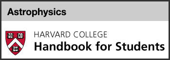 astrophysics handbook for students