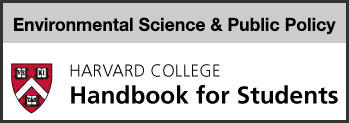 Environmental Science & Public Policy Handbook for Students