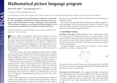 Mathematical Picture Language Program thumbnail