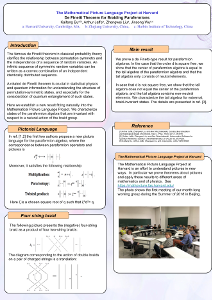 De Finetti Theorem Poster