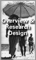 Overview  & Research Design