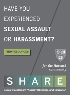 Experience Sexual Assault or Harassment
