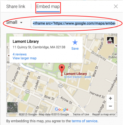 Google Maps | OpenScholar Doentation on map google map, twitter google map, address google map, small google map, share google map, export google map, insert google map, copy google map,