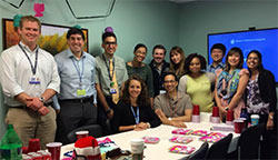 CAP Fellows Class of 2016 and 2017 at Boston Children's Hospital