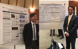 Jae Kim, PhD, and Rajan Sonik, PhD, are co-recipients of the Mysell Award for Best Poster Presentation by a Fellow