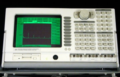 fourier analyzer