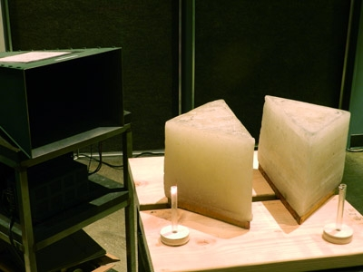 total internal reflection by first prism