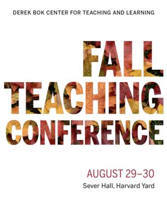 Fall Teaching Conference 2018