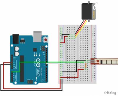 Creating Sensor Circuits | Soft Robotics Toolkit