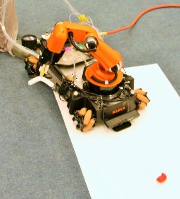 Controlling the KUKA youBot | Soft Robotics Toolkit