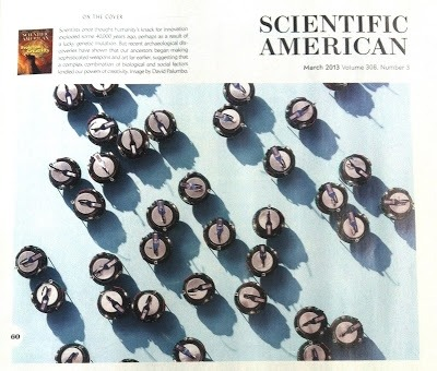 Scientific American 2013
