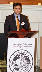 2010 Christopher Columbus Fellowship Foundation Homeland Security Award