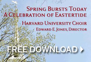 Spring Bursts Today - Free Download