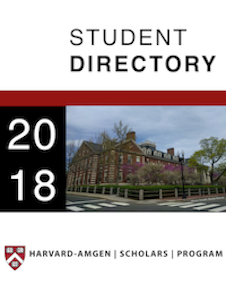 Would you consider me Harvard material?