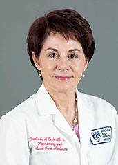 Barbara Cockrill, Harold Amos Academy Associate Professor of Medicine