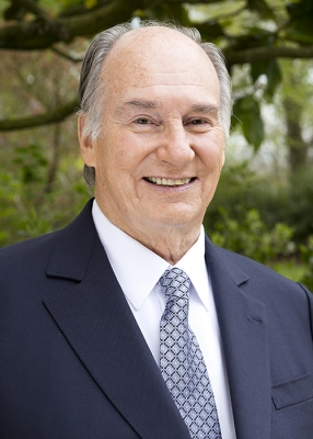 Photo of His Highness the Aga Khan