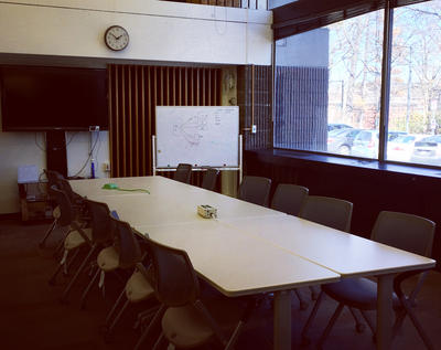 Wolbach Library Collaborative Space