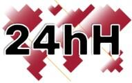24 Hours of Harvard logo