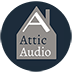 Attic Audio Emblem