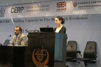 EPoD and CERP co-host Policy Dialogue on Civil Service Reform in Lahore, Pakistan