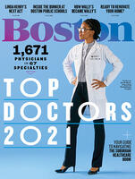 2021 Top Doctors Magazine Cover