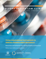 Using International Instruments to Address Antimicrobial Resistance