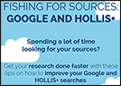 Google and HOLLIS+ Tutorial