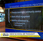 New report urges overhaul of college admissions process