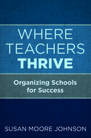 Book Cover Where Teachers Thrive