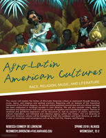 Afro Latin American Cultures