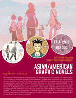 Asian/American Graphic Novels